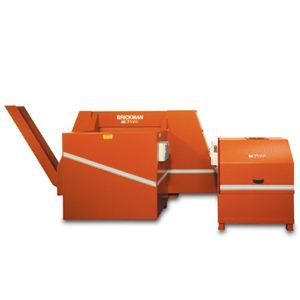 Compacteur automatisé pour grande quantité de déchets
