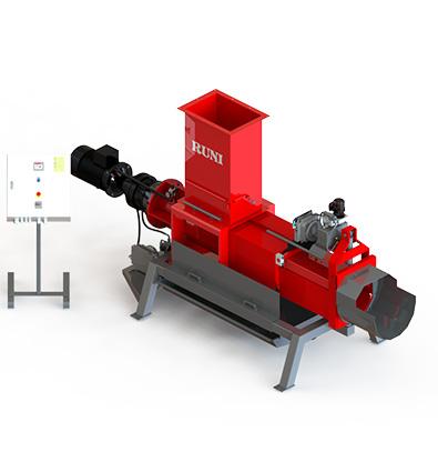 Séparateur de liquide Runi SK240 & SK370 pour recyclage