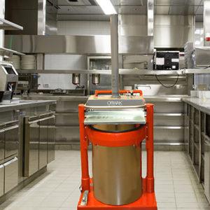 Flex 5030 compacteur pour déchets ménagers hygiènique & fiable