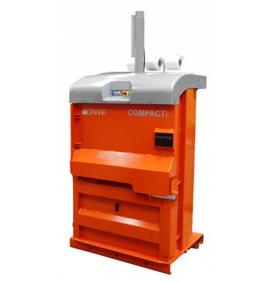 Presse Compact 3120 compacteur carton pour quantité moyenne