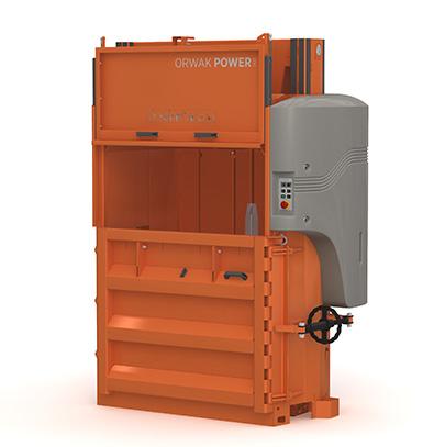 Tecnor | Presse à balles Power 3420 pour carton et plastique