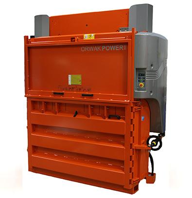 Tecnor | Presse à balles verticale Power 3820 grande quantité de carton