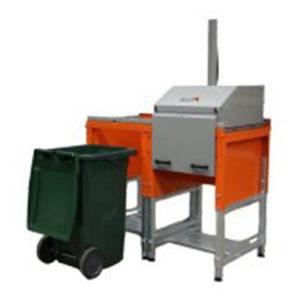 Compacteur Flex 4240 conteneur à roues pour déchets généraux
